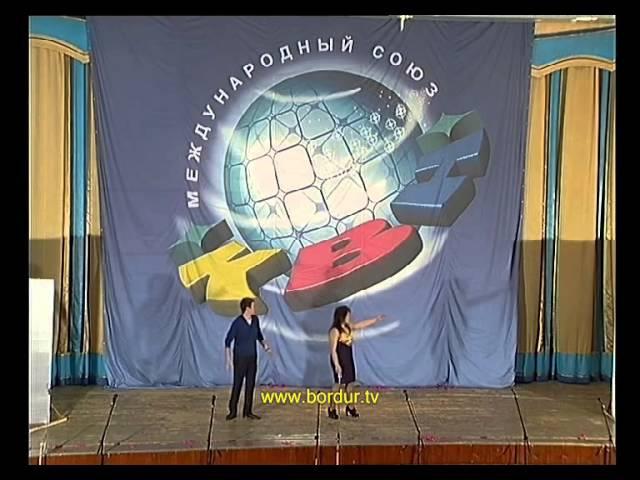 КиВиН 2012 1 тур 305 Львов «Колижанки»