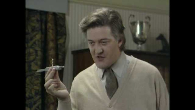 A Bit of Fry and Laurie - A word, Timothy