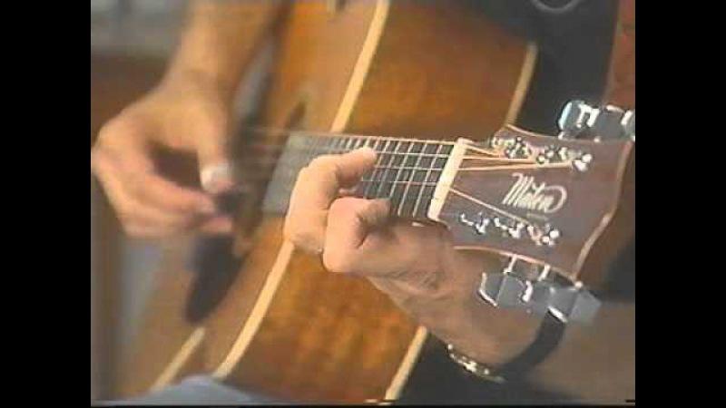 Beginning Guitar Tommy Emmanuel Fingerstyle Acoustic Guitar Lessons