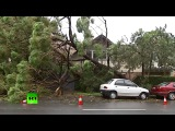 Мощнейший шторм унес жизни трех человек в Австралии