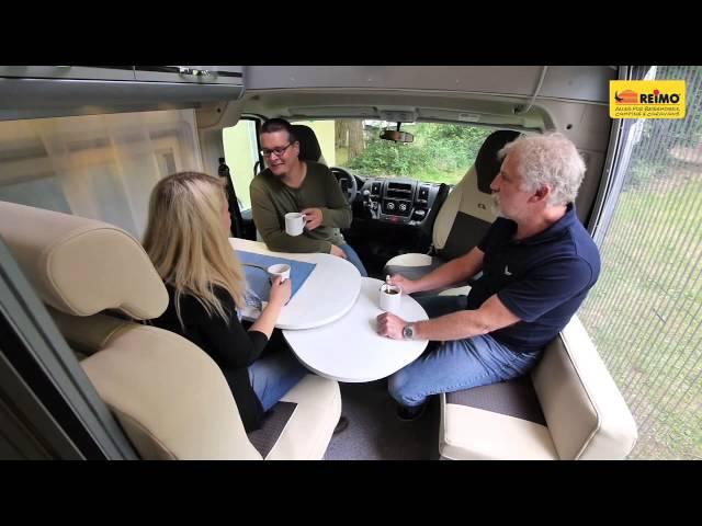Campingbus Adria Twin - neue Modelle 2015, 600 SPT, 640 SHX