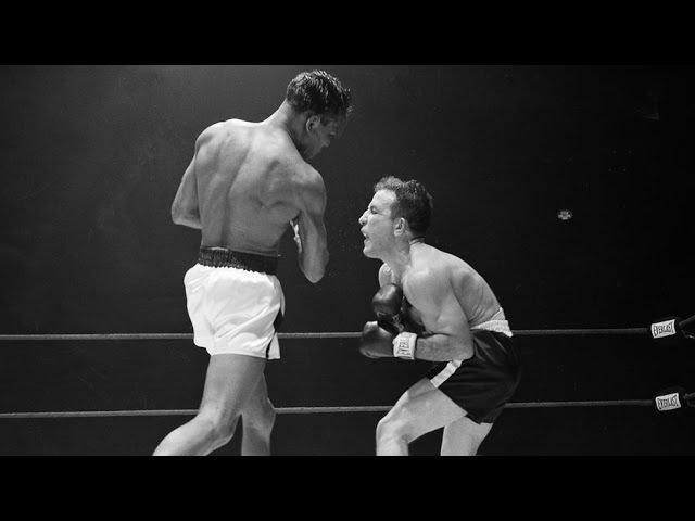 Sugar Ray Robinson - Highlights and Knockouts HD