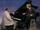 Oscar Peterson Piano Lesson
