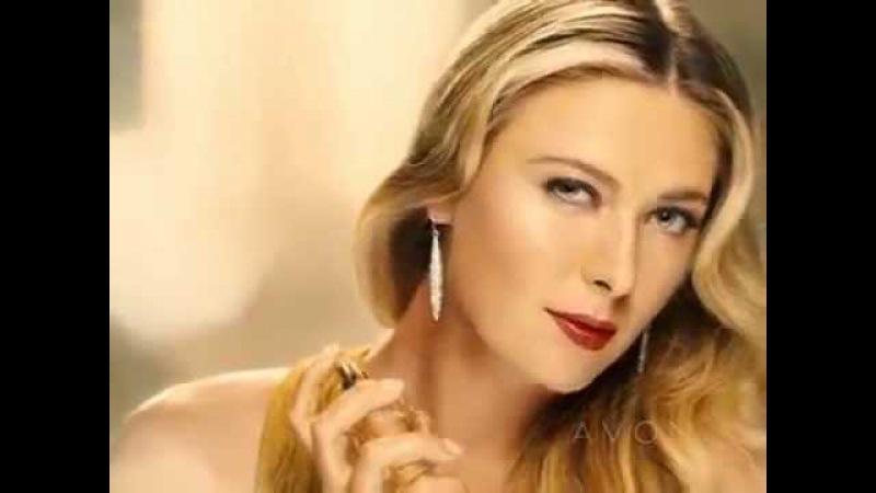Мария Шарапова представляет новый аромат Avon Luck