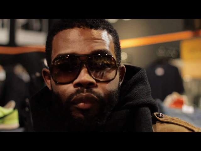 Pharoahe Monch exclusive Dogfish X Carhartt live PA