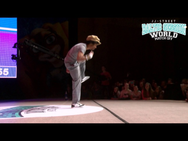 Firelock Judge solo | JJ-Street Batlic Session 2015