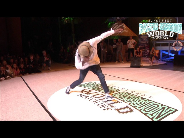 Malkom Judge solo | JJ-Street Batlic Session 2015