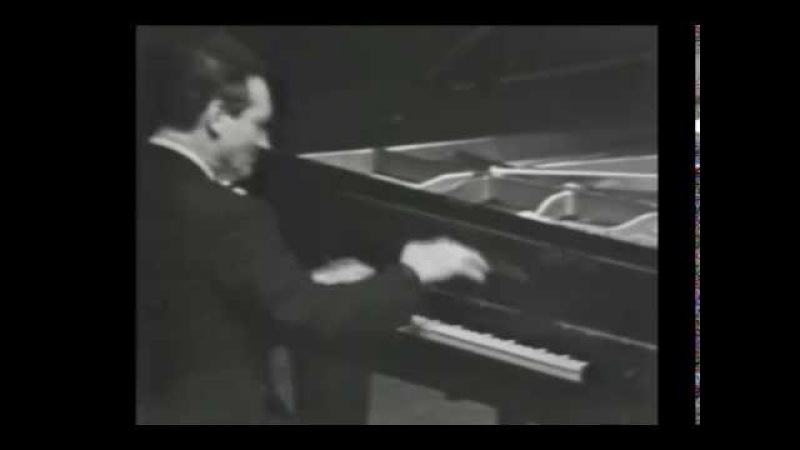 CZIFFRA LIVE Liszt Grand galop chromatique