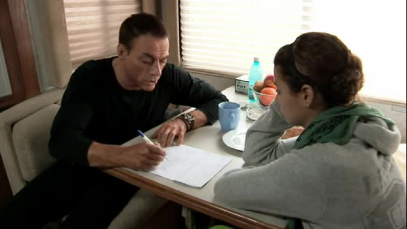 Жан-Клод Ван Дамм За закрытыми дверями 1 Сезон 4 Эпизод