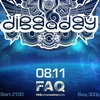 8 ноября. DIGGADGY (Live) FAQ-cafe. Москва