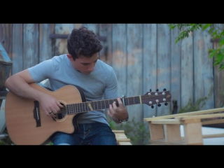 Apologize - Timbaland ft. One Republic (Guitar Cover by Peter Gergely Eddie van der Meer)