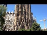 Barcelona VLOG: Храм Святого Семейства