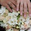 """Роза Паллна""""Свадебная флористика, букет невесты."""