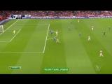 Арсенал - Эвертон (2:1)