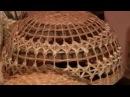 Плетёный абажур своими руками Автор Елена Тищенко
