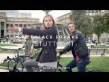 В Париже установили двери в другие города Европы
