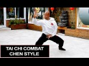 Tai Chi Chuan Chen Style Full Form