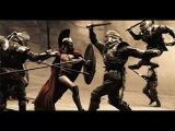 300 Спартанцев против 18000+ Персов (Rome 2 Total War)