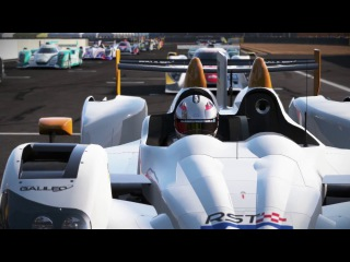 Project CARS - Become a legend