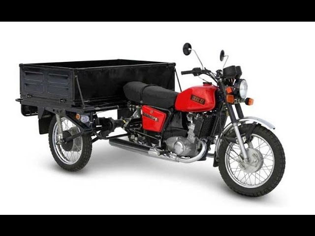 Мото обзор - Иж 6.920 ГР (moto review)