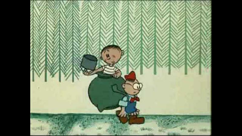 Веселая Карусель выпуск 02 советские мультфильмы