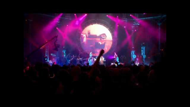 Shpongle live HD Part 8 When shall i be free
