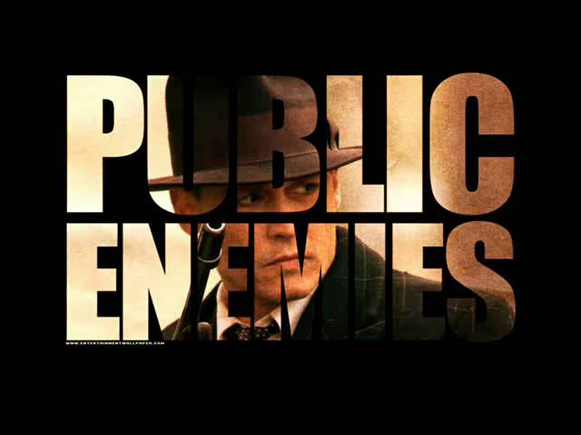 Джонни Д. / Public Enemies 2009 SOUNDTRACK