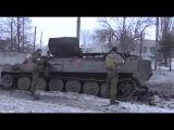 Минобороны ДНР украинские войска оставили Углегорск