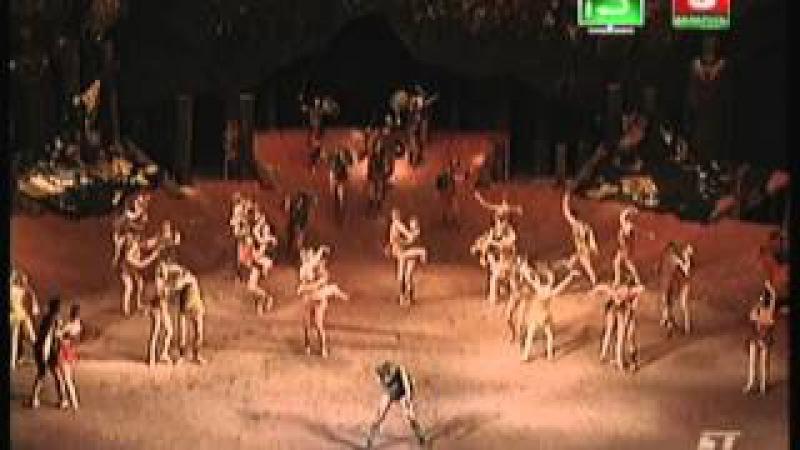 Балет СПАРТАК (SPARTACUS), 1999 г., Большой театр Беларуси. » Freewka.com - Смотреть онлайн в хорощем качестве