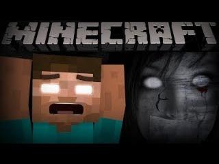 If Minecraft was a Horror Game(Если бы Маинкрафт стал хорор игрой)