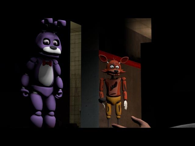 Lil Freddys - The Nightguard [FNAF SFM]