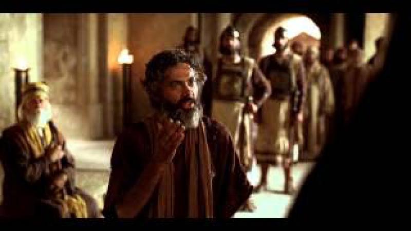 Иисус исцелил человека слепого от рождения