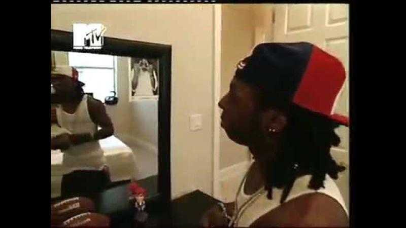 Lil Wayne on MTV Cribs