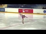 Юлия Липницкая, ПП, Rusian Juniors 2013