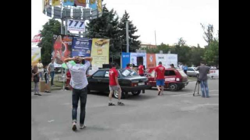 Чемпионат Украины по Автозвуку в Луганске! 06.07.2013