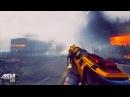 COD AW Gun Sync 9 - Saiko