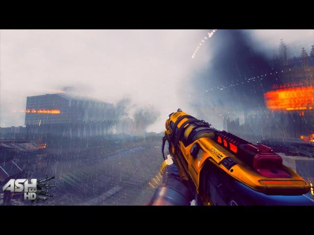 COD AW Gun Sync 9 Saiko