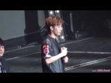 Fancam [150905] Infinite (Sunggyu) Ment • «Infinite Effect» в Тайбэе