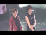 Fancam [150905] Infinite (Sunggyu) Ending Ment • «Infinite Effect» в Тайбэе