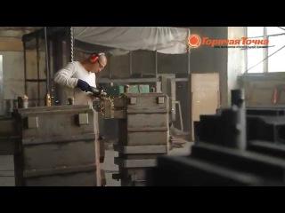 Производство котлов DTM ТС Горячая точка