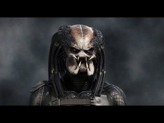 Predator - 3D Model - HD render + animation test [vk.com/aliens_predator]