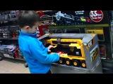 VLOG Toys В детском магазине игрушек Dans le magasin de jouets pour les enfants