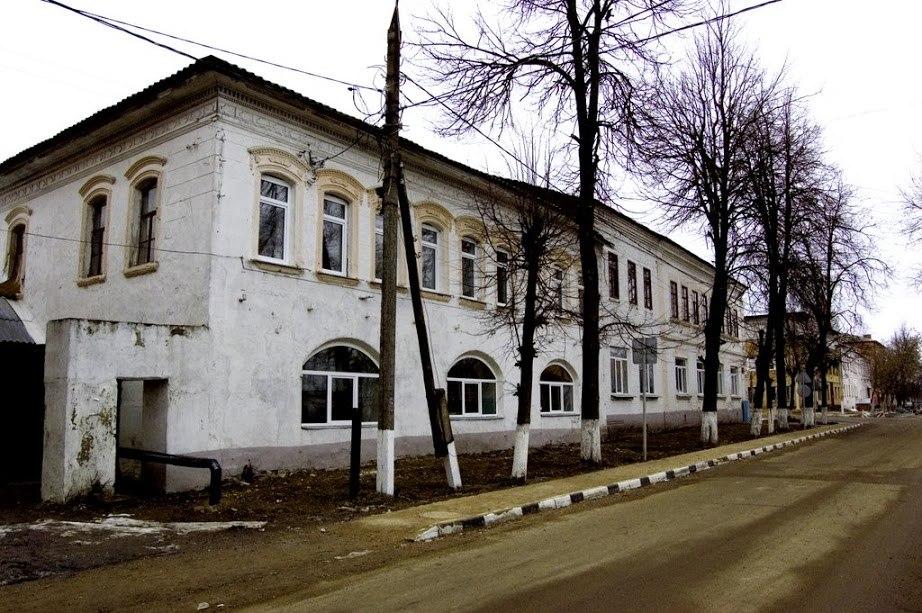 г. Верея площадь Советская д. 8