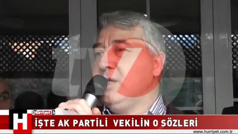 AKPli Vekil Tayyip Erdoğa Allahın Vasıflarına Sahip Dedi