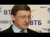«Динамо»ТВ.  Жеребьевка 1/8 финала чемпионата МГУ