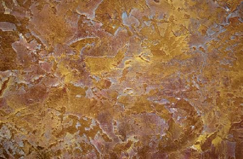 Эффкект старых стен краска мастер класс как сделать #15