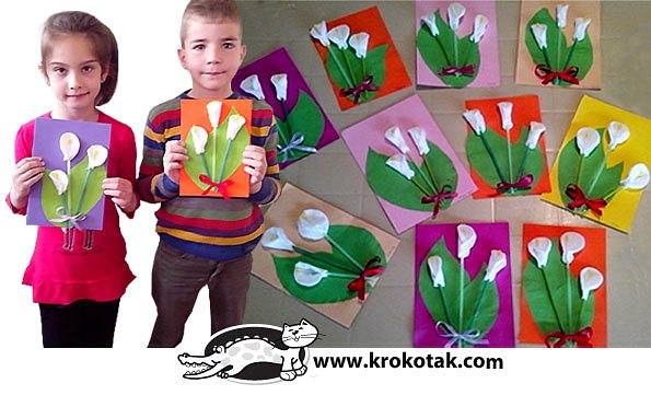 Все для детского сада подарки  для мам к 8 марта