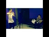 Instagram  Рома Ларин и фанат :)