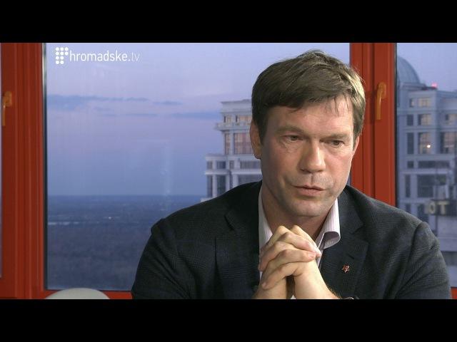 Царьов: До втрати Криму призвів Майдан
