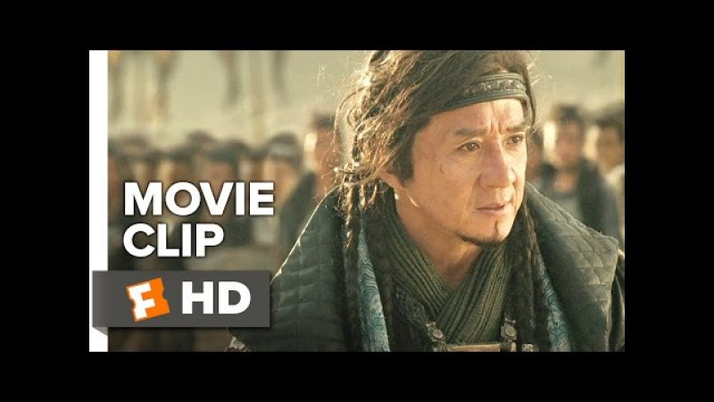 Dragon Blade Movie CLIP - Let's Resolve This (2015) - Jackie Chan, Adrien Brody Movie HD